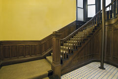 Free Stairs In Old House 2 Royalty Free Stock Image - 13771596
