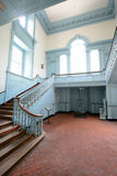 Stairs in Independence Hall, Philadelphia Royalty Free Stock Image