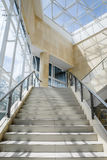 Stairs,modern architecture Royalty Free Stock Images