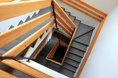 Stairs in interior Royalty Free Stock Images