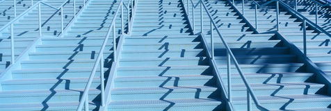 Stairs at Las Vegas, Nevada Stock Photography
