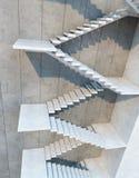 Stairs leading upward Stock Photos
