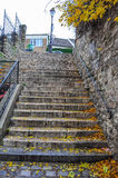 Stairs Of Montmartre Stock Photo