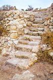 Stairs old ancient temple Royalty Free Stock Photography