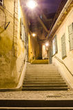 Stairs in old city Stock Image