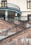 Stairs of a palace Royalty Free Stock Photo