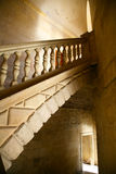 Stairs in the palace of Carlos 5 Royalty Free Stock Photo