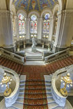 Stairs of the Peace Palace Royalty Free Stock Photography