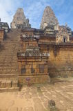 Stairs of Pre Rup temple in Angkor Stock Images
