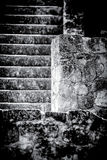 Stairs in Provence Royalty Free Stock Photography