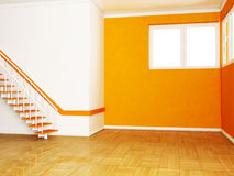 Stairs in the room Royalty Free Stock Images