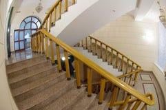 Stairs running stock photos