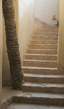 Stairs of Siwa Egypt. Stairs of the boutique experience of Siwa, Egypt Stock Photos