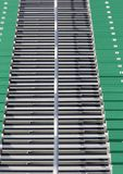 Stairs at a Stadium. Stairs lead to the upper levels at a stadium Stock Images