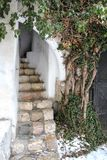 Stairs stone Royalty Free Stock Photography