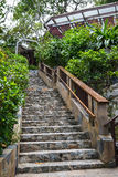 Stairs stone Royalty Free Stock Image