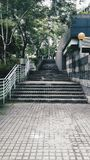 Stairs Royalty Free Stock Photography