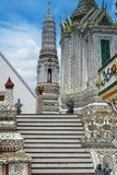Temple Wat Arun in Bangkok Stock Photos