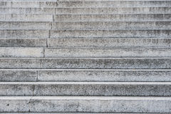 Stairs texture with grey colours Royalty Free Stock Photo