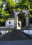 Stairs to Bom Jesus Royalty Free Stock Photography