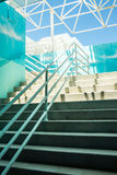 Stairs to the Future Royalty Free Stock Image