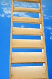 Stairs to heaven. View of stairs to heaven Stock Photography
