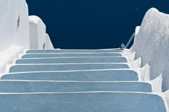 Stairs to nowhere Stock Photography