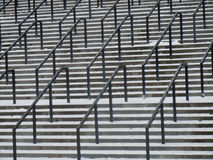 Stairs. To Olympic Stadion. Kyiv. Ukraine Stock Photography