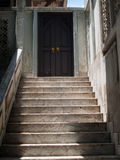 Stairs to The Residence of the Supreme Patriarch Stock Photo