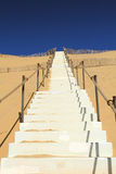 Stairs to the sky Royalty Free Stock Image