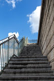 Stairs to the Sky Royalty Free Stock Photography
