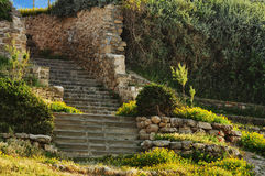 Stairs to the sky. Stock Photography