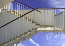 Stairs to success Royalty Free Stock Photography
