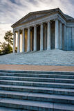 Stairs to the Thomas Jefferson Memorial, in Washington, DC. Royalty Free Stock Image