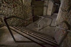 Stairs underground Stock Image