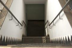 Stairs underpass Stock Photo