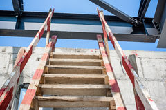 Stairs up Royalty Free Stock Photo
