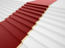 Stairs up Royalty Free Stock Images