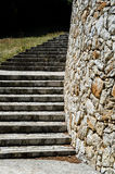 Stairs way Royalty Free Stock Photography