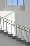 Stairs and Window Royalty Free Stock Image