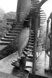 Stairs in Xilitla Royalty Free Stock Photo
