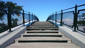 Stairs. In Zamo Stock Photography