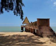 Лестница к раю стоковое фото