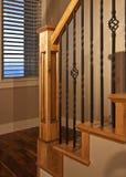 stairway домашнего офиса Стоковое Изображение RF