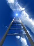 Stairway к раю Стоковое фото RF