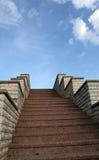 stairway рая к Стоковое Изображение