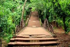 stairway рая к Стоковая Фотография RF