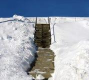 stairway рая к Стоковое фото RF