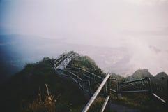 stairway рая к Стоковые Фотографии RF