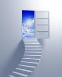 stairway свободы к Стоковое Изображение